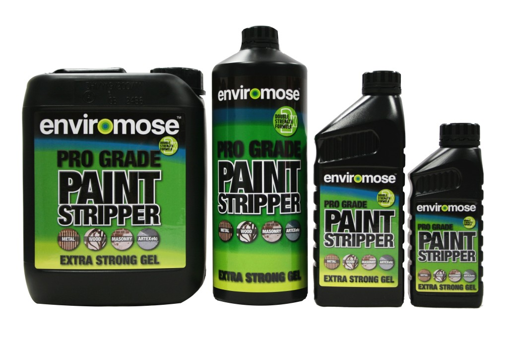 Enviromose Paint Removers