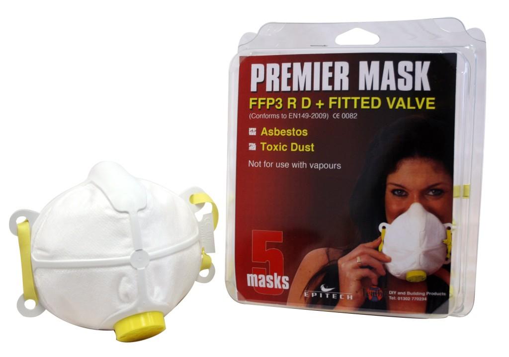 Premier FFP3 Face Mask