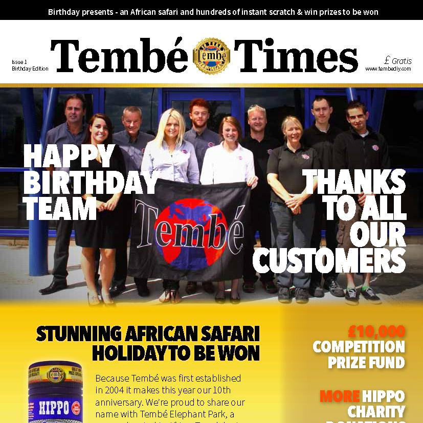 Tembe Times