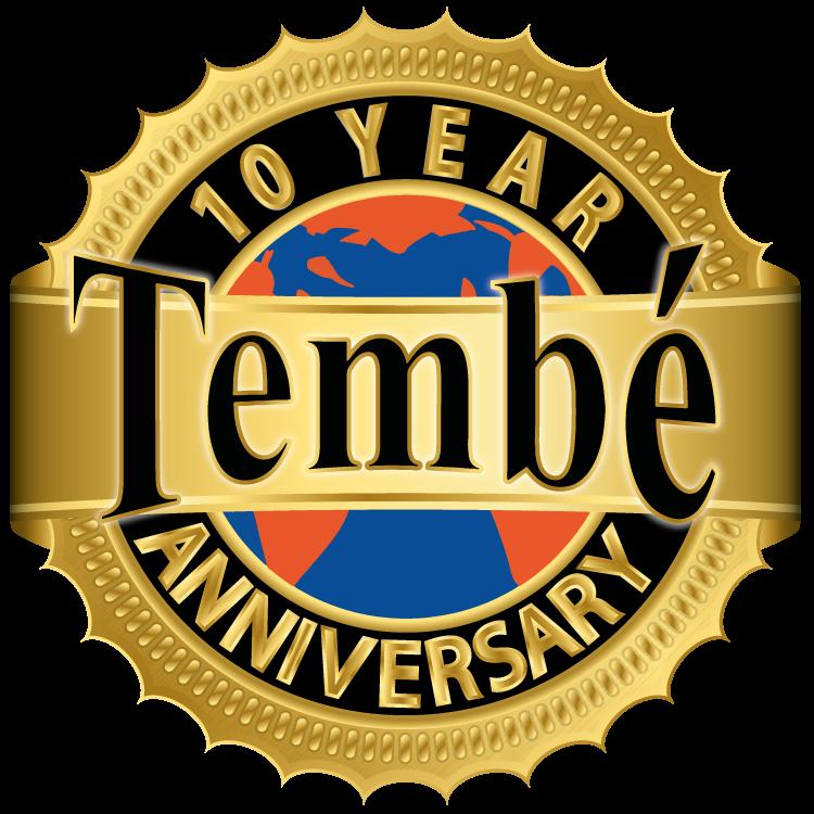 Tembe Anniversary Logo