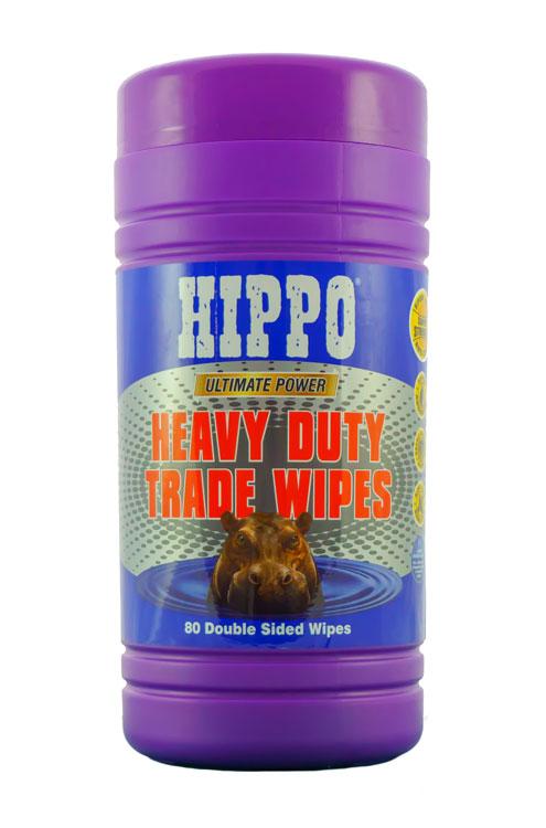 Hippo Heavy Duty Trade Wipes