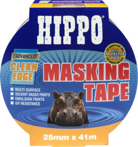 Hippo Clean Edge Masking Tape